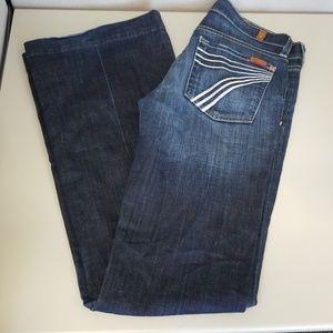 7 for Allmankind Dojo Jeans